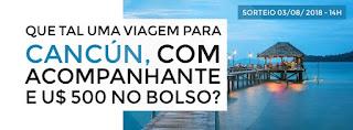 Promoção Viagem Para Cancum Com Acompanhante da Rádio Santos Dumont