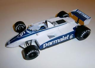 Brabham BT49 Ford - H ctor Rebaque GP Canada 1980 Rado Radevicz
