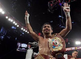 BOXEO - Pacquiao cierra su carrera como campeón