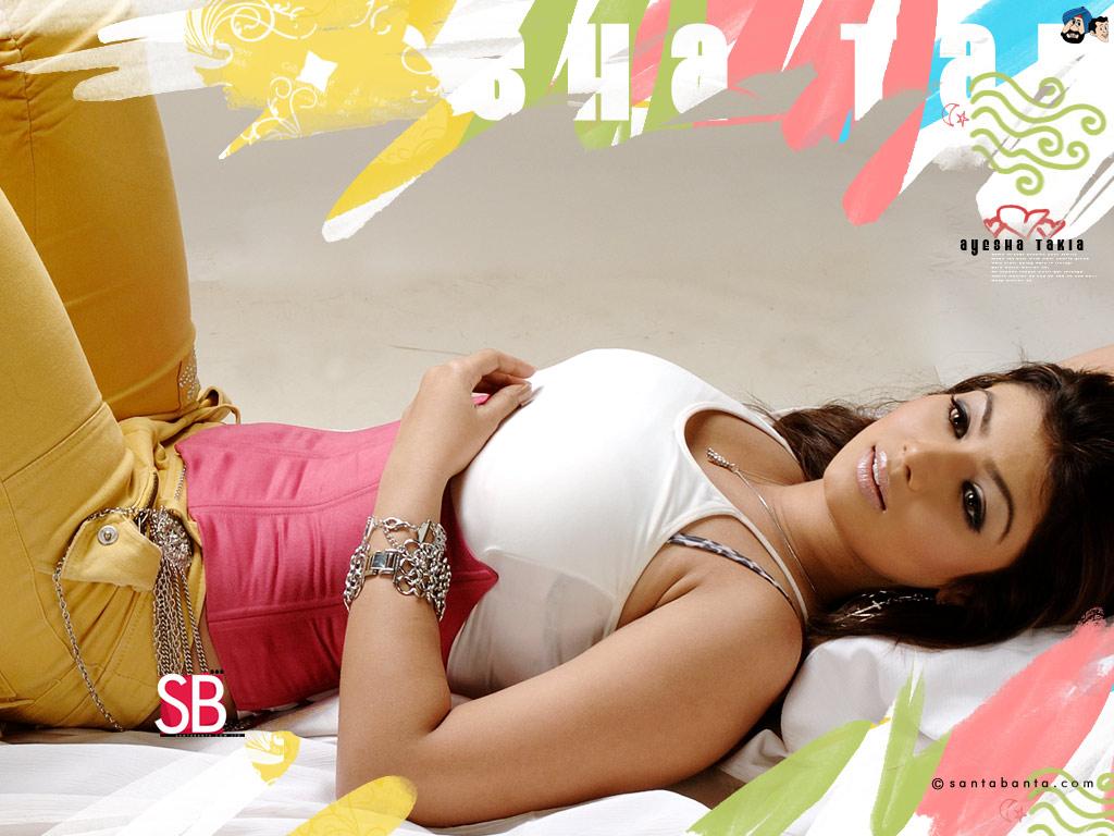 Ayesha Takia Hot And Sexy Photos-7281