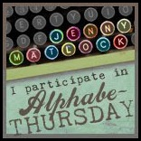 alphabethursday