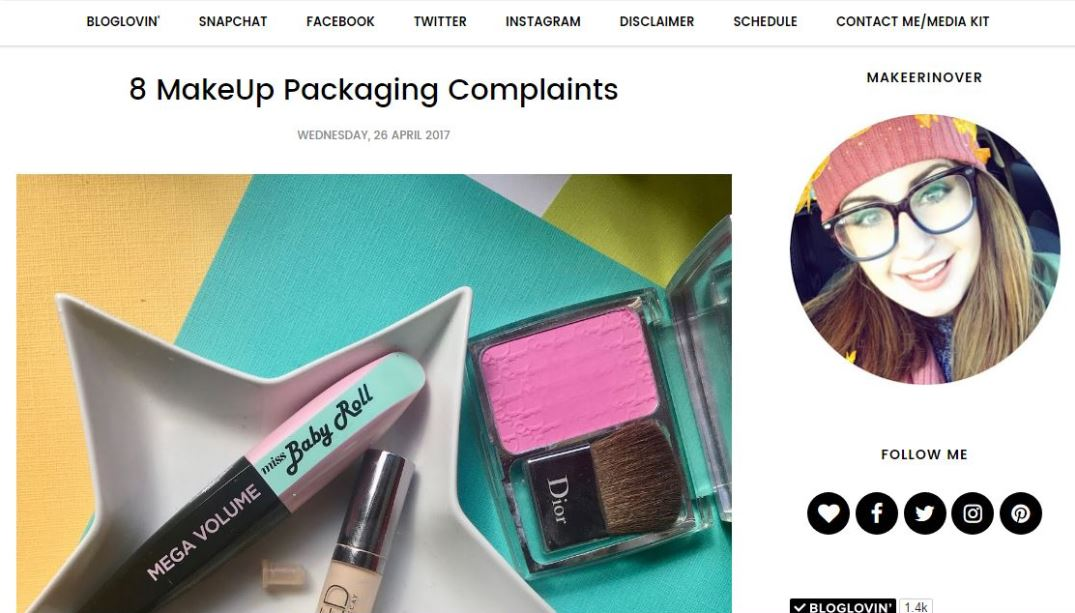 Bloggers You Need To Check Out-Make Erin Over