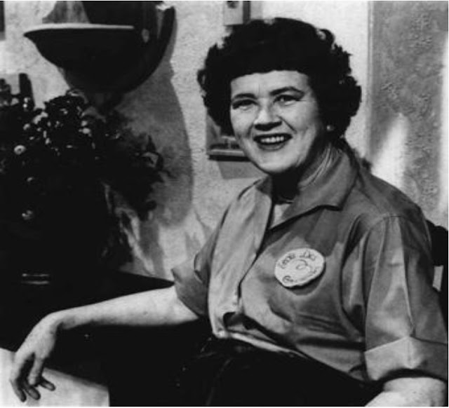 Julia Childs Spy