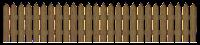 Cerca de madeira em png