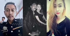 Thumbnail image for Cemburu Isteri Ada Skandal, Punca Pegawai Polis Tembak Isteri