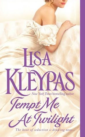 Book Review: Tempt Me at Twilight (The Hathaways #3) by Lisa Kleypas | About That Story
