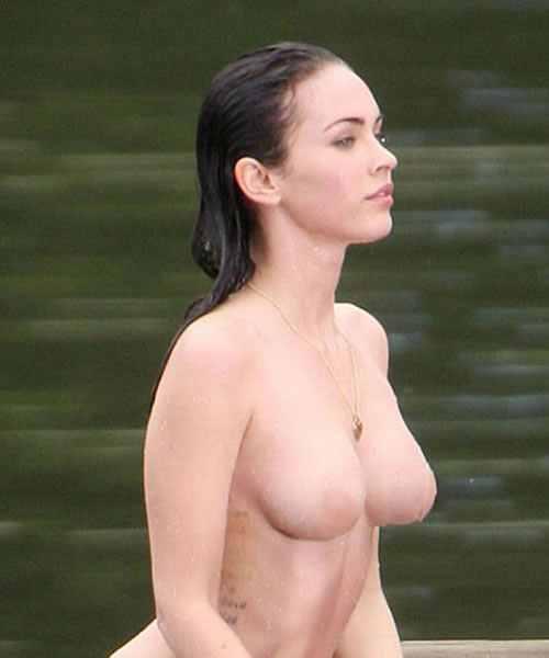 Megan fox nude sex scene
