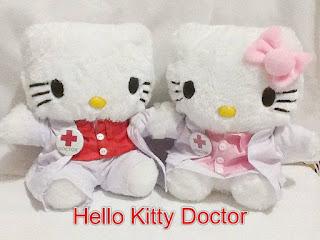 Kado wisuda, Boneka wisuda hello kitty