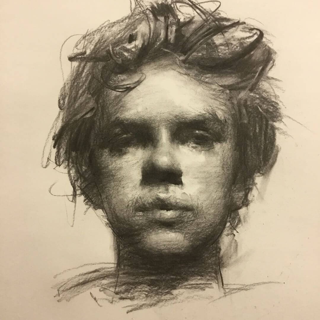 12-Life-Drawing-Zhaoming-Wu-Black-and-White-Charcoal-Portraits-www-designstack-co
