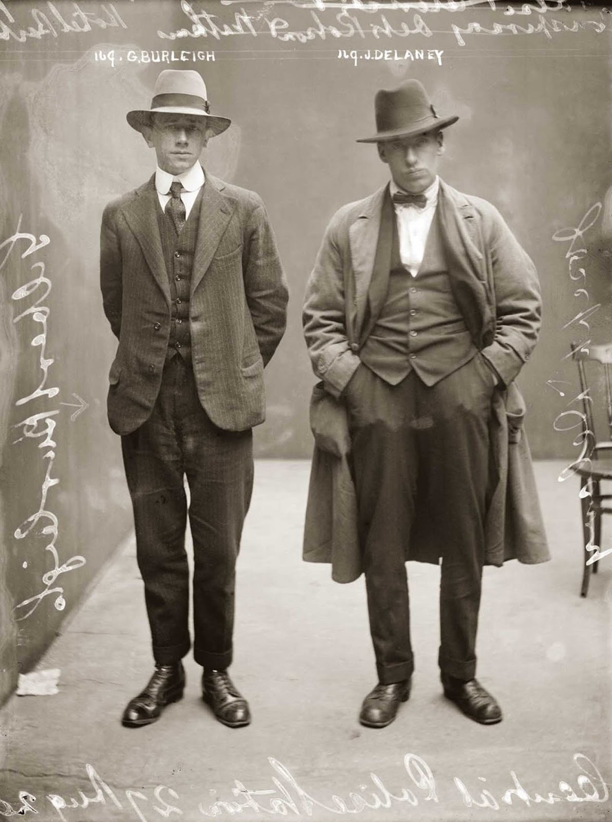 Gilbert Burleigh and Joseph Delaney. 1920.