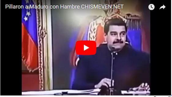 """Maduro cambió a Ernesto VIllegas por grave error con """"una empanada"""""""