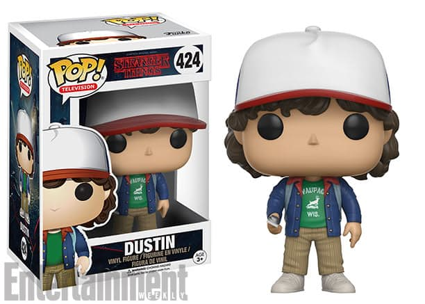 stranger things funko pop!
