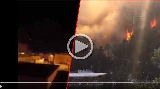 Videonya Bikin Merinding, Warga Palestina Beramai-Ramai Kumandangkan Azan Di Atap Rumah