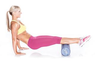 Lăn tập yoga Foam roller