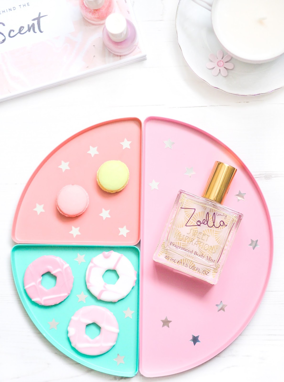 Zoella Beauty Sweet Inspirations Body Mist