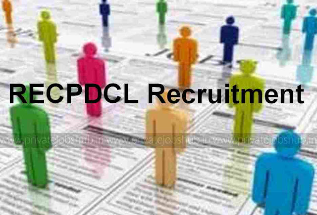 RECPDCL Recruitment