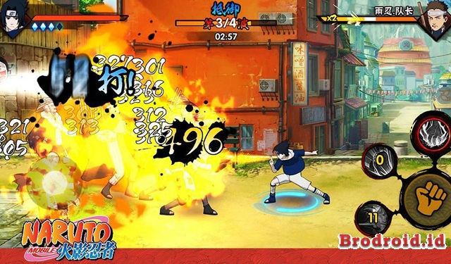 Download Naruto Mobile Fighter v1.17.10.9 Mod Apk (Unlocked Full Character)