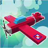 Plane Craft: Square Air Apk - Free Download Android Game