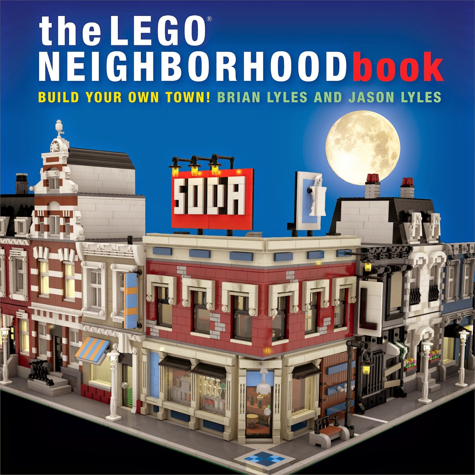 The Lego Neighborhood Book Review