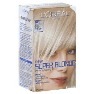 L Oreal Super Blonde 83