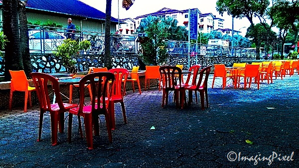 Mobile Photography, The Seats Are All Yours 04