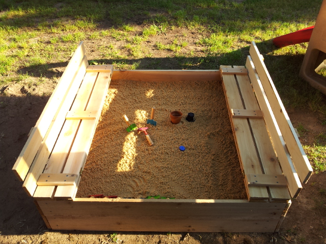 Woodwork Wooden Sandbox Plans Pdf Plans