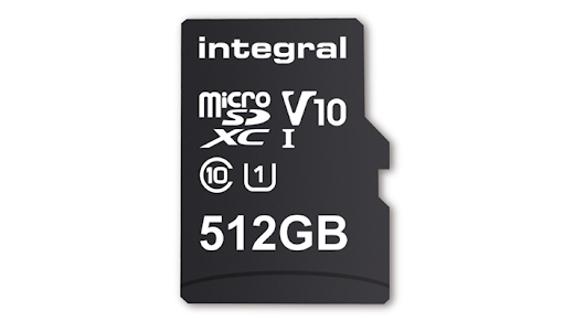 Tech News: 512GB microSD card will be released before the end of February