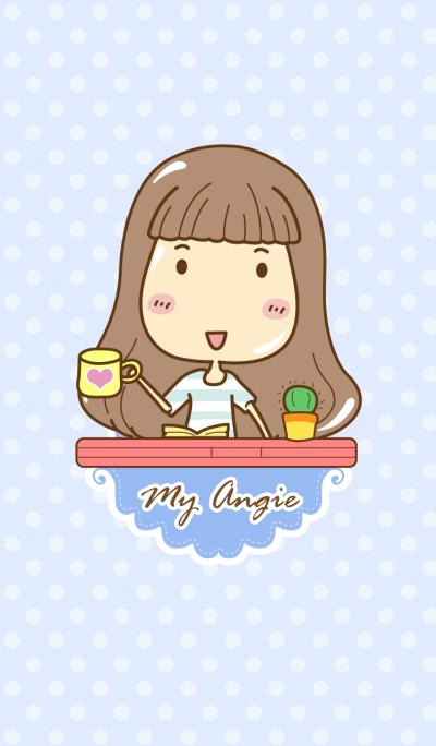 แองจี้+