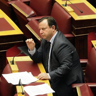 Δεν έγινε άρση της βουλευτικής ασυλίας του Βασίλη Γιόγιακα