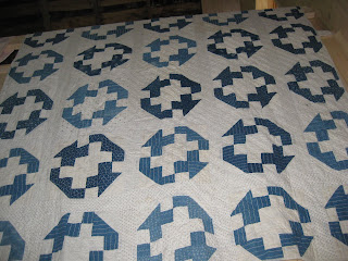 Iowa Barntiques antique quilt