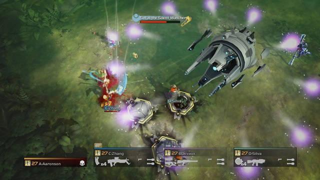 Helldivers PC Game Español