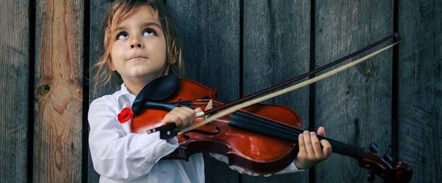 Độ tuổi tốt nhất để trẻ bắt đầu học đàn violin