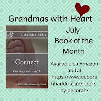 Grandmas with Heart July Book of the Month