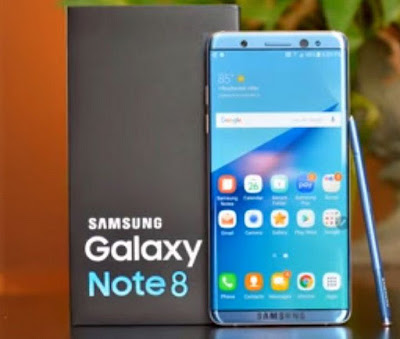 New Samsung Galaxy Note 8 User Manual 2017