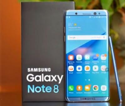 New Samsung Galaxy Note 8 User Manual 2017