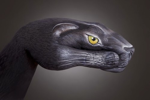 04-Panther-Guido-Daniele-Artist-Hand-Painting-Italian