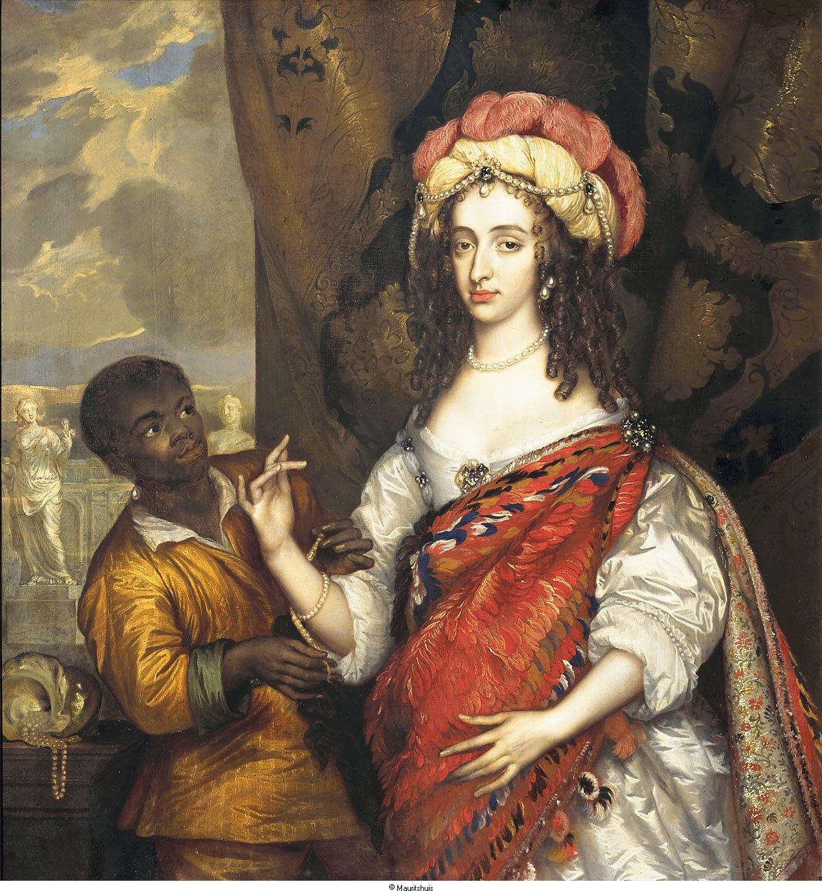 First Black Princess England