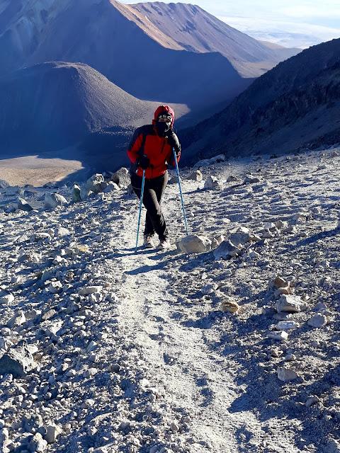 Wyprawa na Wulkan Chachani Chachani Peru