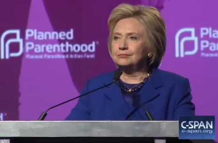 Greater Fitchburg For Life Pro Abortion Hillary Clinton