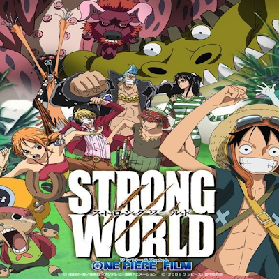 One Piece Strong World Audio Castellano MEGA o Ver Online
