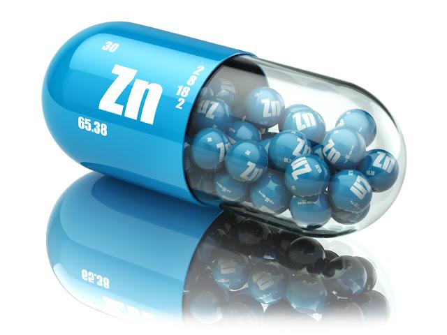 Manfaat Suplemen Zinc/Seng untuk Tubuh Kalian yang Luar Biasa