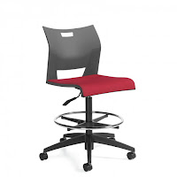 Duet Drafting Chair
