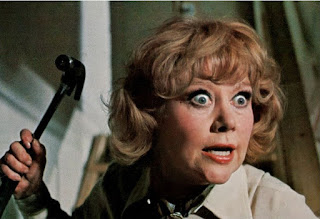 Glynis Johns in The Vault of Horror (1973)