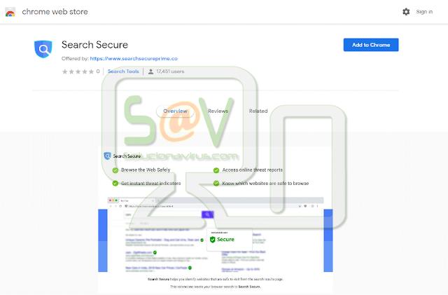 Search Secure (Hijacker)