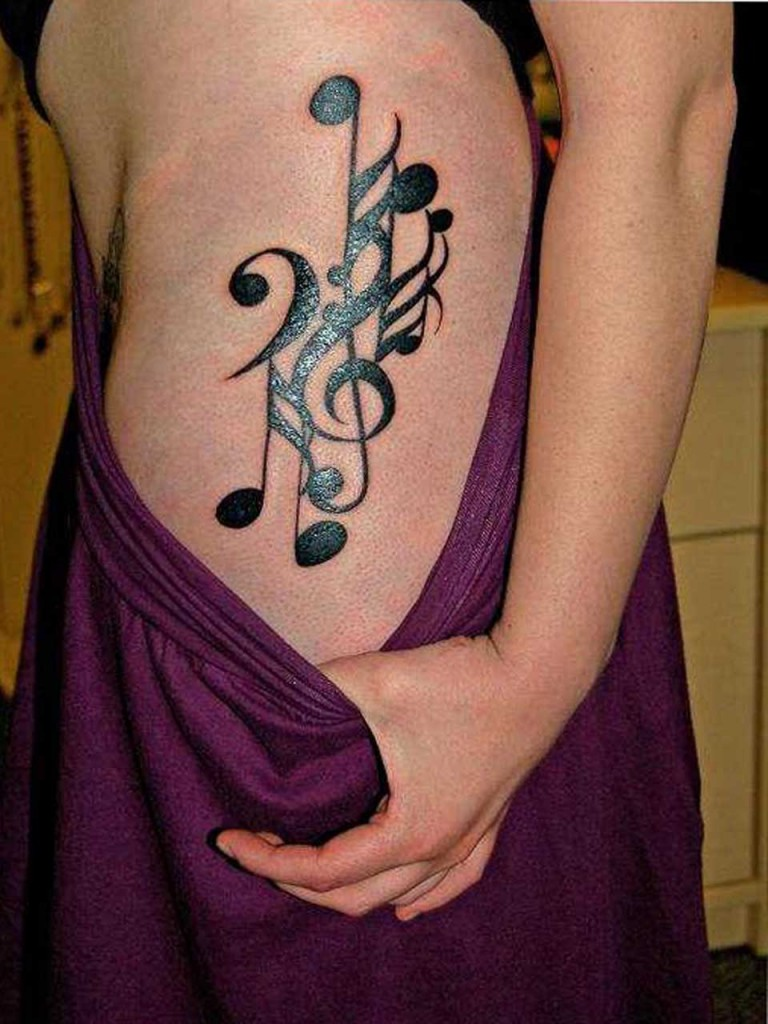 tattoo designs for girls melody music tattoo design for girl 768x1024