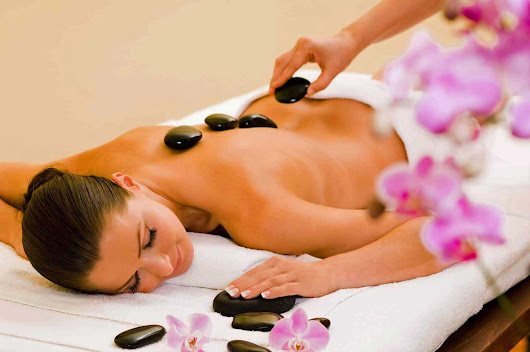 Hot Stone Massage at Bliss Beauty Spa Leeds