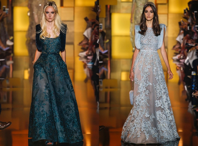 ELIE SAAB winter wedding inspiration