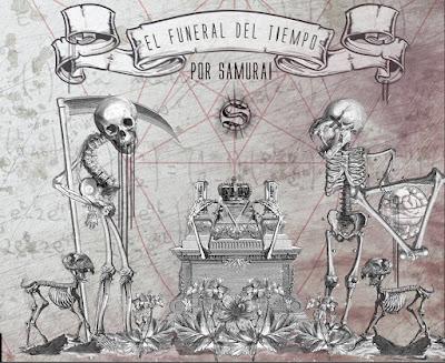 Samurai - El Funeral Del Tiempo