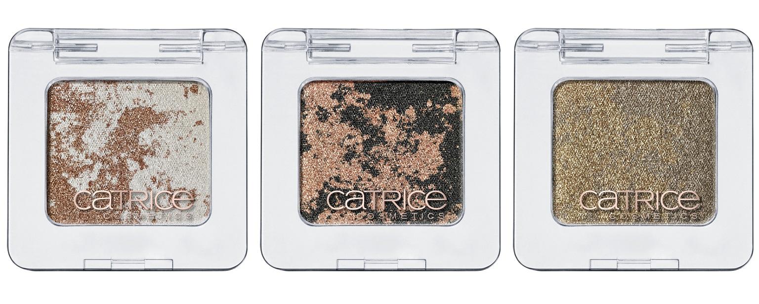 Metallure by CATRICE – Metallic Marbled Eye Shadow