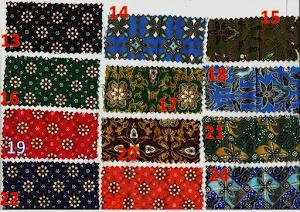 contoh motif batik 2